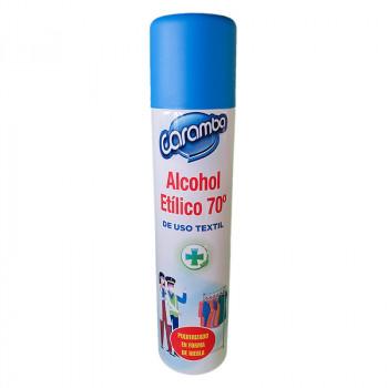 Alcohol Etílico...